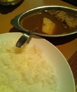CURRY LUNCH